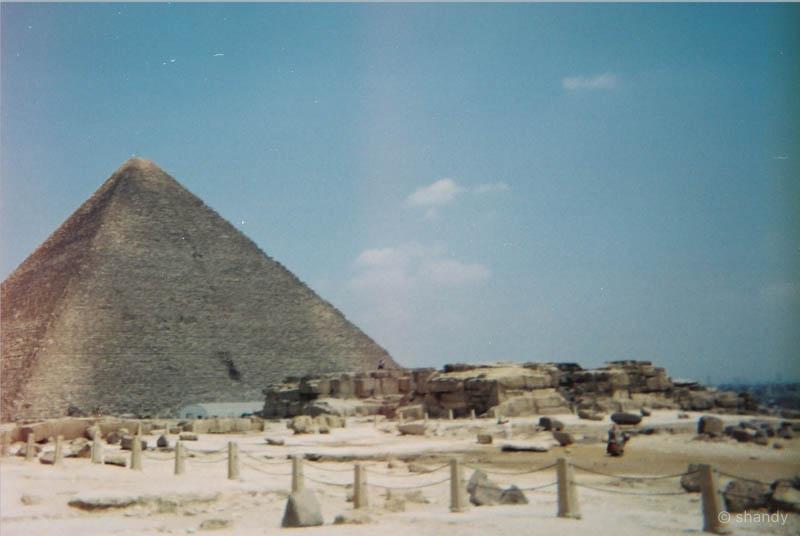 エジプト-写ルンです